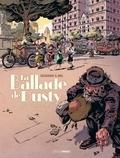 Aurélien Ducoudray et Gilles Aris - La ballade de Dusty Tome 2 : Sous le chapiteau Freaks.