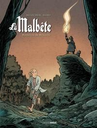 Aurélien Ducoudray et  Hamo - La Malbête Tome 2 : Barthélemy de Beauterne.