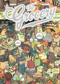 Aurélien Ducoudray et Guillaume Singelin - The Grocery Tome 4 : .