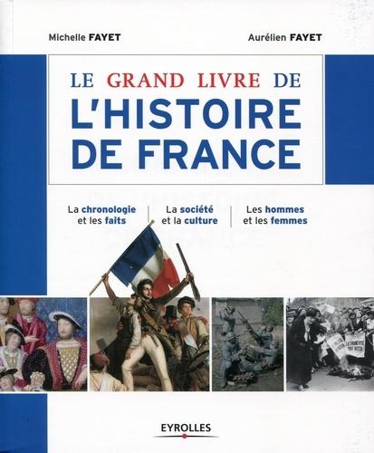 Le Grand Livre De L Histoire De France