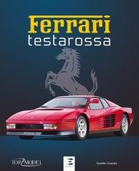 Aurélien Gueldry - Ferrari Testarossa - La saga des Testa Rossa et des Ferrari à moteur douze cylindres boxer.