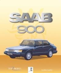 Aurélien Gueldry - Saab 900.
