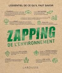 Aurélien Lefrançois-Fidaly et Léa Milsent - Le zapping de l'environnement.