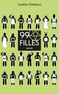 Aurélien Poilleaux - 99 filles - le roman.