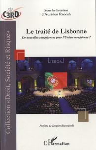 Le traité de Lisbonne - De nouvelles compétences pour lUnion Européenne ?.pdf
