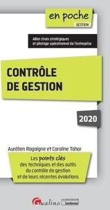 Aurélien Ragaigne et Caroline Tahar - Contrôle de gestion.