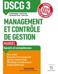 Aurélien Ragaigne et Caroline Tahar - DSCG 3 Management et contrôle de gestion - Manuel - Réforme Expertise comptable 2019-2020.