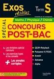 Aurélien Roudier - Exos Résolus Term S - Spécial concours Post Bac - Maths Physique Chimie.