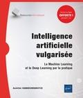 Aurélien Vannieuwenhuyze - Intelligence artificielle vulgarisée - Le machine learning et le deep learning par la pratique.