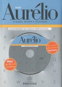 Aurélio Buarque de Holanda Ferreira - Mini Aurélio - O dicionario da lingua portuguesa. 1 Cédérom