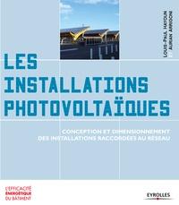 Aurian Arrigoni et Louis-Paul Hayoun - Les installations photovoltaïques - Conception et dimensionnement des installations raccordées au réseau.