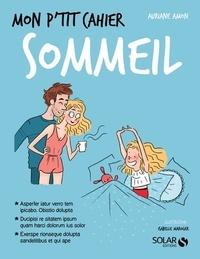 Auriane Hamon - Mon p'tit cahier sommeil.