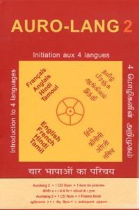 Auro-lang 2 - Initiation aux 4 langues : français, anglais, hindi, tamoul.pdf