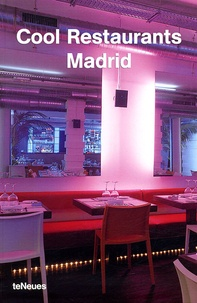 Aurora Cuito - Cool Restaurants Madrid.