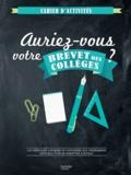 Aurore Aimelet - Auriez-vous votre brevet des collèges ?.