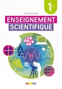 Aurore Biondollilo-Tournier et Anne-laure Capitan - Enseignement scientifique 1re.