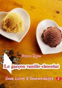 Aurore Kopec - Vieux livres et Gourmandises - Tome 2 : Le garçon vanille-chocolat.
