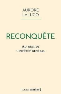 Aurore Lalucq - Pour une Europe-Providence - Comment mettre en place le new deal vert.