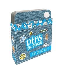 Checkpointfrance.fr Défis en poche - Cap ou pas cap ? Image