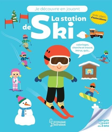 La Station De Ski Grand Format