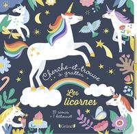 Aurore Meyer et Sandrine Monnier - Les licornes - 8 scènes + 1 bâtonnet.