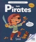 Aurore Meyer et Charlie Pop - Les pirates - Coloriages, cherche et trouve, intrus, quiz... Avec plein d'autocollants.