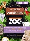 Aurore Meyer - Mon cahier de vacances Une saison au zoo du CE1 au CE2.
