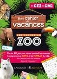 Aurore Meyer - Mon cahier de vacances Une saison au zoo du CE2 au CM1.