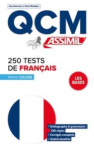 Aurore Ponsonnet - 250 tests de français - Niveau collège.
