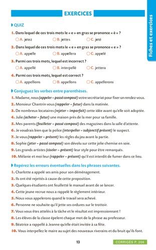 Les 100 fautes à ne plus faire !. Pour tous vos écrits (rapport de stage, lettre de motivation, dossier de candidature...)
