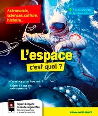 Aurore Toulon - L'espace, c'est quoi ?.