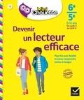 Aurore Valat - Mini Chouette Devenir un lecteur efficace 6e/5e - cahier de soutien en français (du cycle 3 au cycle 4).