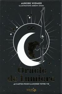 Aurore Widmer - Coffret Oracle de lumière - Avec 48 cartes pour illuminer votre vie.