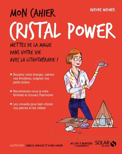 Mon cahier cristal power - Format ePub - 9782263156342 - 4,99 €