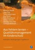 Aus Fehlern lernen - Qualitätsmanagement im Kinderschutz.