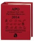 Ausbildungs-Prüfungs-Ordnung 2014 (APO) - Regelwerk für Ausbildung und Prüfung im deutschen Pferdesport.
