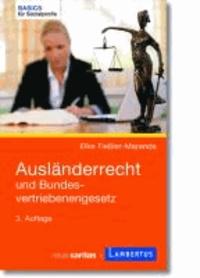 Ausländerrecht und Bundesvertriebenengesetz.
