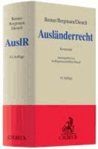 Ausländerrecht - Aufenthaltsgesetz, Freizügigkeitsgesetz/EU und ARB 1/80 (Auszug), Grundrechtecharta und Artikel 16a GG, Asylverfahrensgesetz.