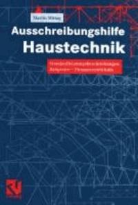 Ausschreibungshilfe Haustechnik - Standardleistungsbeschreibungen - Baupreise - Firmenverzeichnis.
