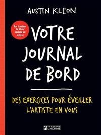 Deedr.fr Votre journal de bord - Des exercices pour éveiller l'artiste en vous Image