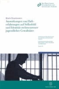 Auswirkungen von Hafterfahrungen auf Selbstbild und Identität rechtsextremer jugendlicher Gewalttäter.