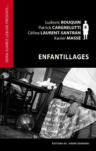 Auteurs collectif 4 - Enfantillages (Dora-Suarez-leblog présente).