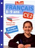 Auteurs divers - Je réussis en français CE2.