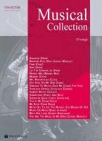 Auteurs Divers - Musical collection piano, voix, guitare.