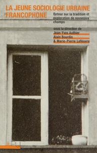 Deedr.fr La jeune sociologie urbaine francophone - Retour sur la tradition et exploration de nouveaux champs Image