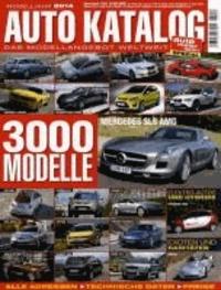 Auto-Katalog 2014.