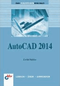 AutoCAD 2014.