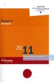 Autorité de la concurrence - Autorité de la concurrence / Rapport annuel - année 2011.