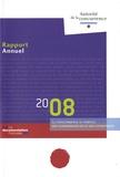 Autorité de la concurrence - Autorité de la concurrence - Rapport annuel 2008. 1 Cédérom