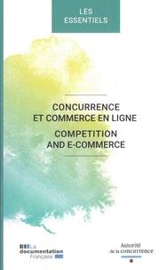 Autorité de la concurrence - Concurrence et commerce en ligne.